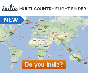 Indie - Multi-Country Fight Finder