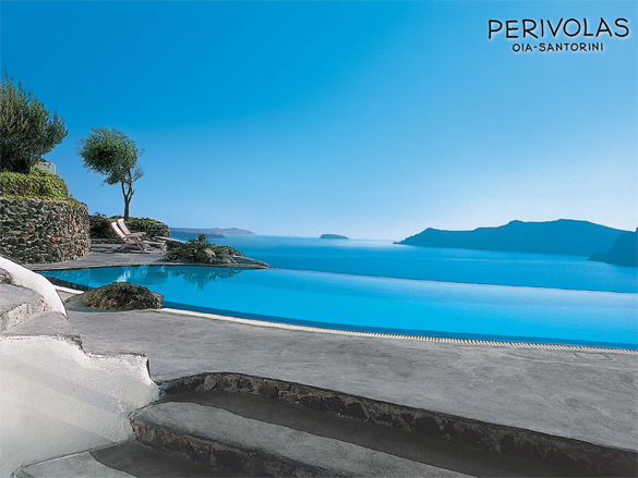 Perivolas Luxury Hotel in Santorini