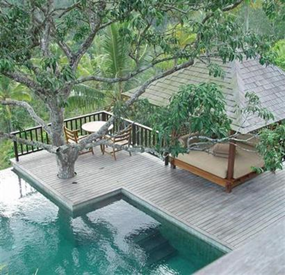 Begawan Giri Hotel in Ubud, Bali