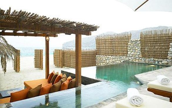 Six Senses Hideaway in Zighy Bay