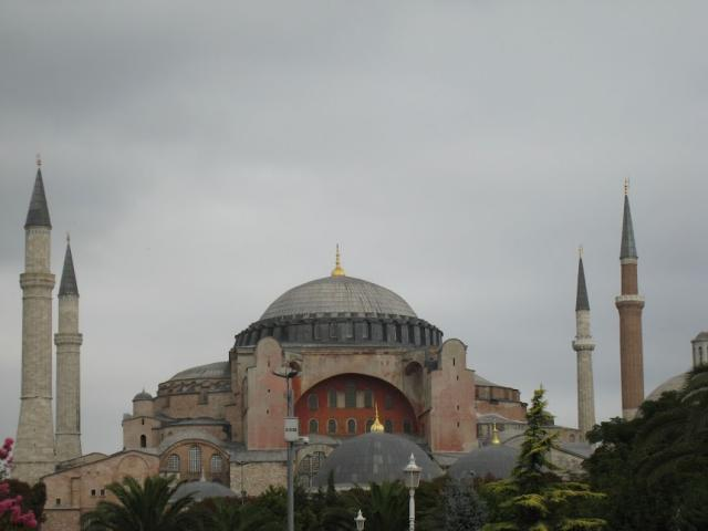 Aya Sofya Mosque, Istanbul